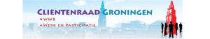 Header afbeelding website Clïentenraad Groningen
